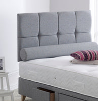 WES Modern 4 Drawer Bedstead - Grey