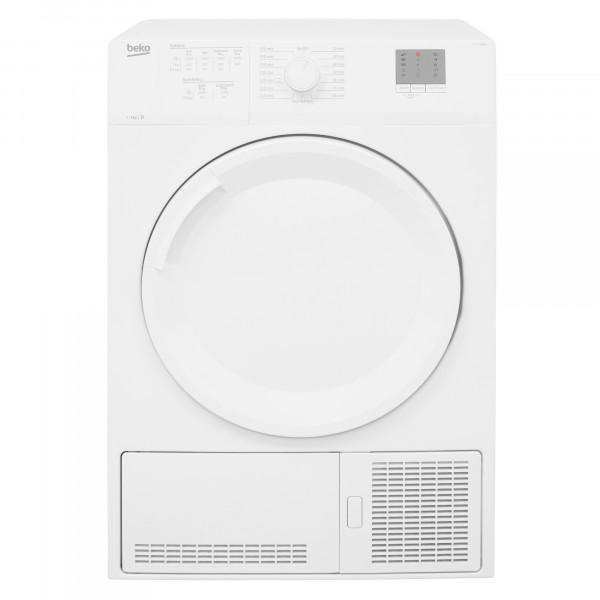 Beko DTGCT7000W 7kg Condenser Tumble Dryer - White