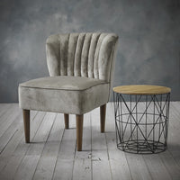 Bella Chair - Grey