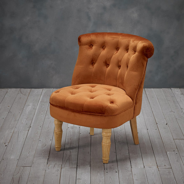 Charlotte Chair - Orange
