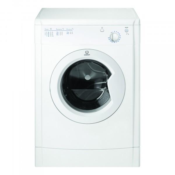 Indesit IDV75 Ecotime 7kg Vented Tumble Dryer - White