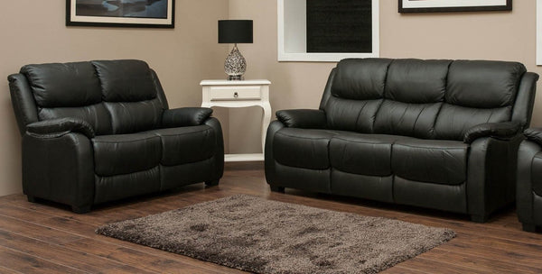 Parker 3 Seater & 2 Seater Static Sofa Set
