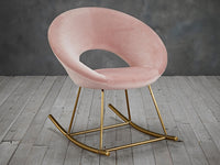 Stella Rocking Chair - Pink