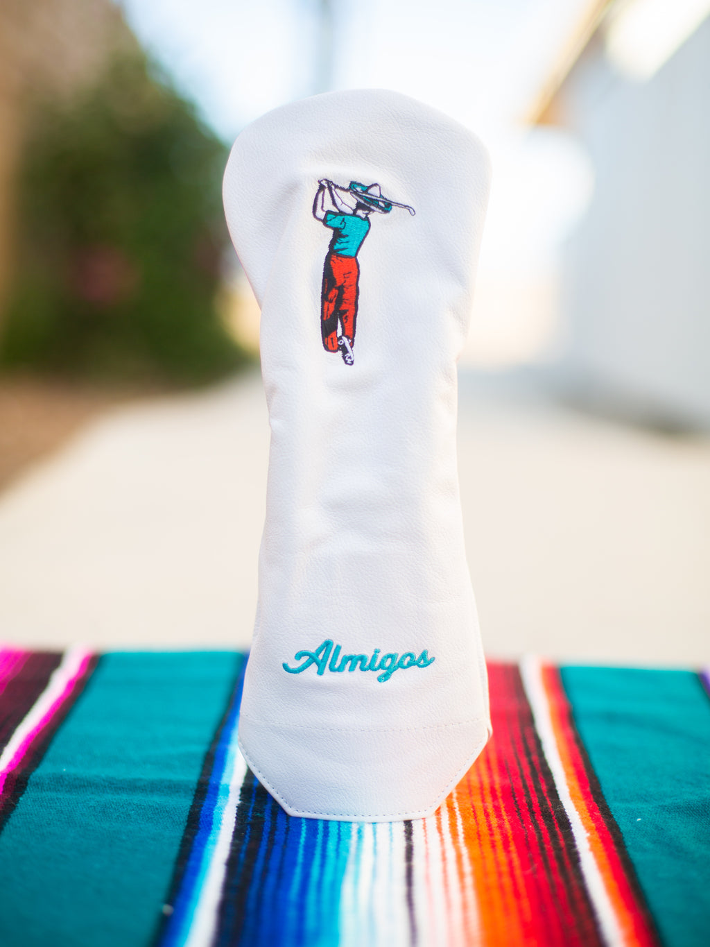 Almigos El Hogan Head Cover