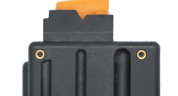 Black Dog Magazine (BDM) and CMMG Gen 2 .22lr AR-15 magazine