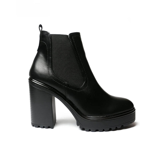 BOTINES Chunky Booties STYLETTO