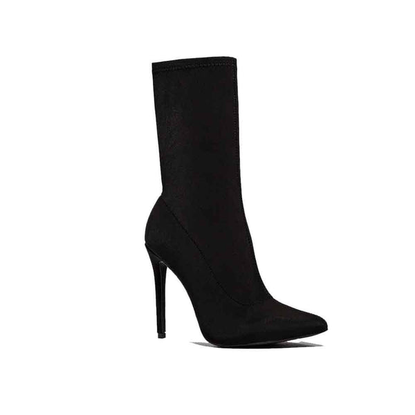 BOTINES Sock booties V2 STYLETTO