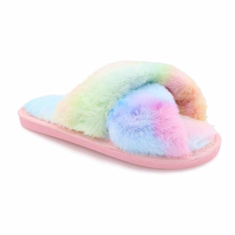 BOTINES Sweet tie dye slippers STYLETTO