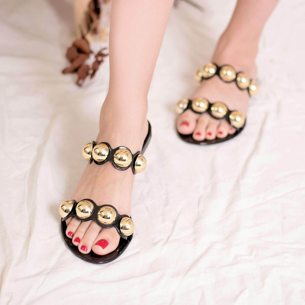 Jelly Sandals STYLETTO
