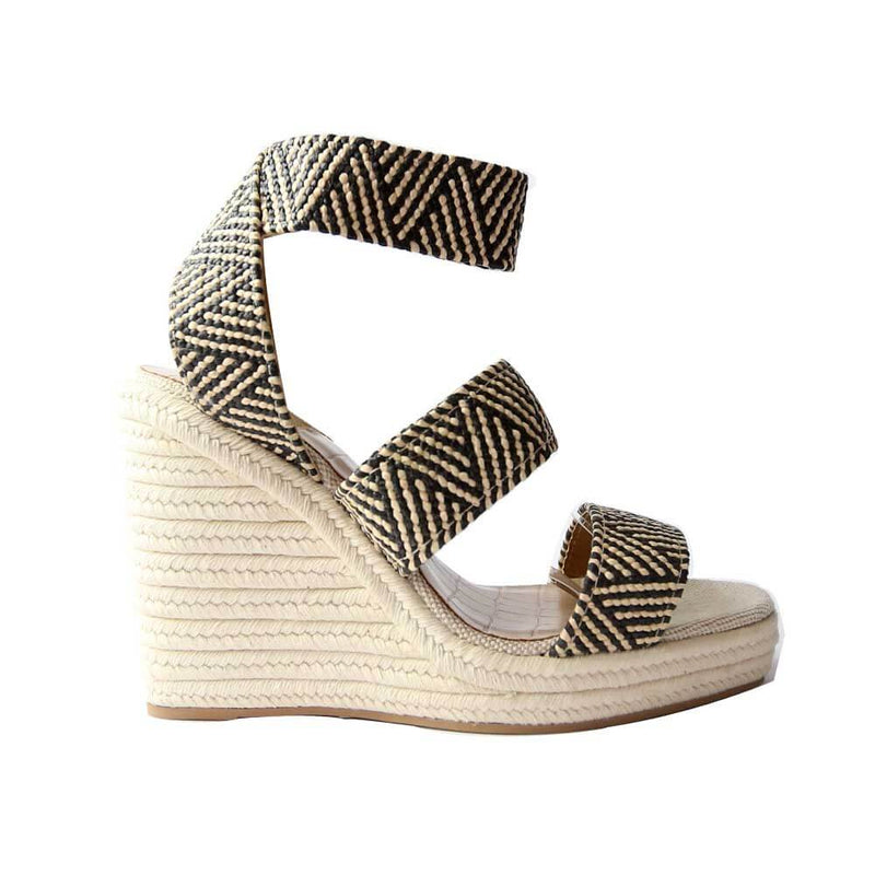 SANDALIAS Tribe wedges STYLETTO