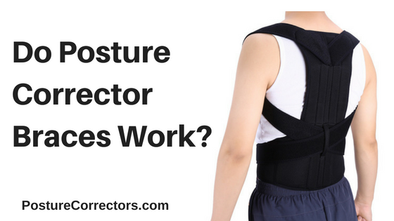 Does A Posture Corrector Brace Work?