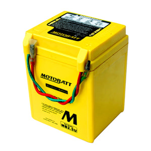 MB2.5U Motobatt 12V AGM Battery
