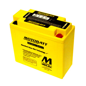 MB5.5U Motobatt 12V AGM Battery