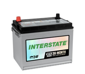 MTX-24F Interstate Battery