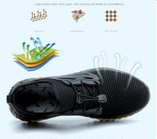 Load image into Gallery viewer, 50% OFF&Free Shipping,Men's Breathable Safety Shoes