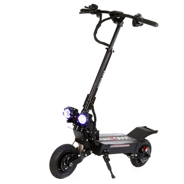 "Nanrobot  LS5 10"" 2000W Motor Powerful Adult Electric Scooter Foldable 45 Miles Long Range Speed 40 MPH"