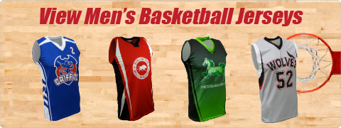 View Men's Basketball Jerseys