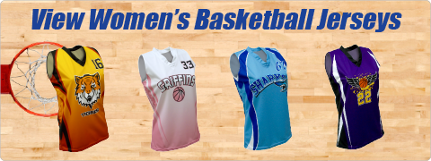 View Women's Basketball Jerseys