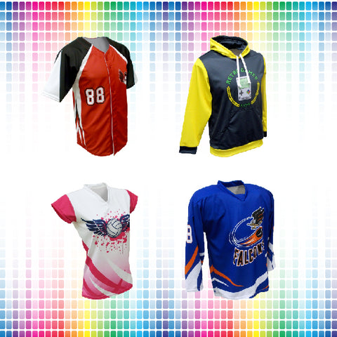 Why Should My Team Choose Sublimation Jerseys?