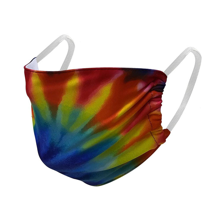 CMS 1005 - Youth and Kids Face Mask - Tie Dye