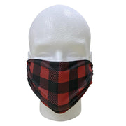 MSK 1010 - Reusable Face Mask - Plaid