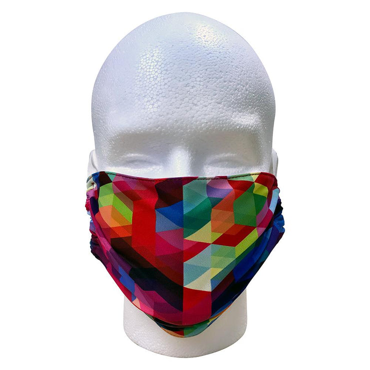 MSK 1012 - Reusable Face Mask - Abstract