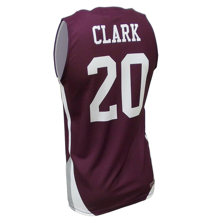 SBK 1031 - Men's Basketball Jersey - Back