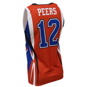 SBK 1045 - Men's Basketball Jersey - Back
