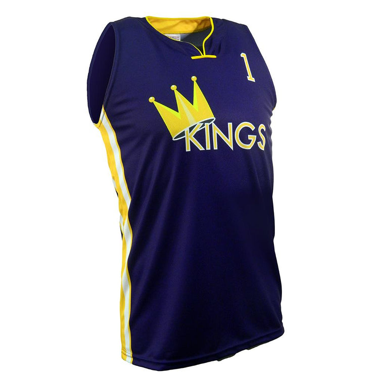 SBK 1051-LA - Men's Basketball Jersey