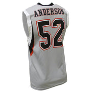 SBK 1065 - Men's Basketball Jersey - Back