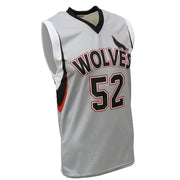 SBK 1065 - Men's Basketball Jersey