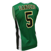 SBK 1067 - Men's Basketball Jersey - Back