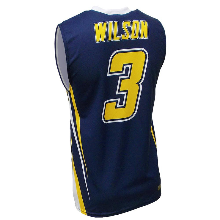 SBK 1069 - Men's Basketball Jersey - Back
