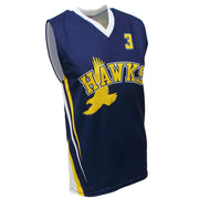 SBK 1069 - Men's Basketball Jersey
