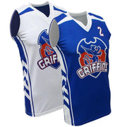 SBK 1071R - Reversible Men's Basketball Jersey