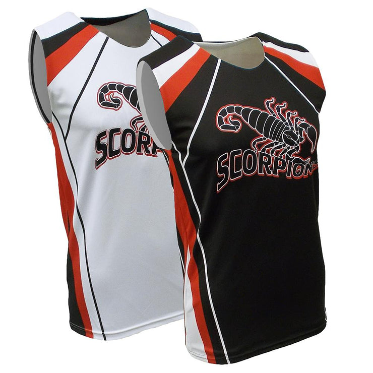 SBK 1073R - Reversible Men's Basketball Jersey