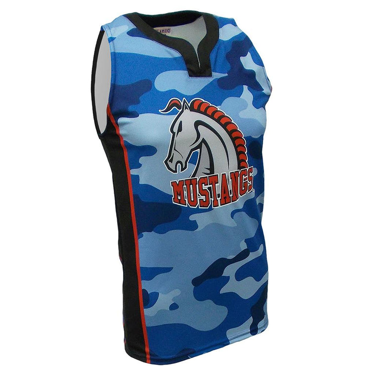SBK 1075B - Men's Basketball Jersey