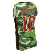 SBK 1075G - Men's Basketball Jersey - Back