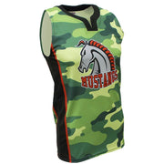 SBK 1075G - Men's Basketball Jersey