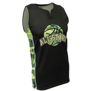 SBK 1085G - Men's Basketball Jersey