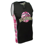 SBK 1085P - Men's Basketball Jersey