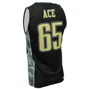 SBK 1085Y - Men's Basketball Jersey - Back