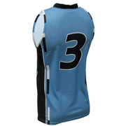 SBK 1097 - Men's Basketball Jersey - Back