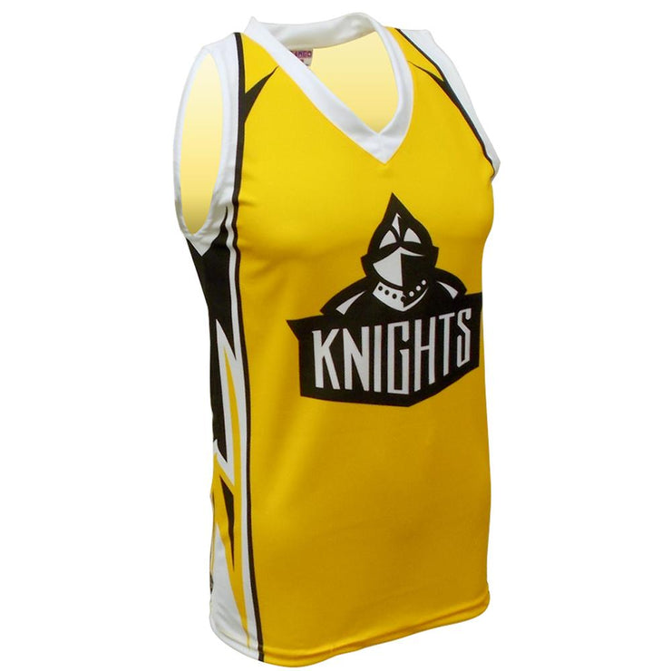 SBK 1099 - Men's Basketball Jersey
