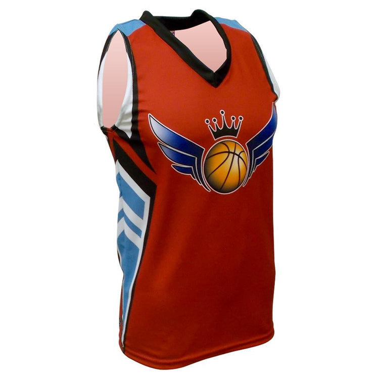 SBK 1101 - Men's Basketball Jersey