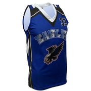 SBK 1103 - Men's Basketball Jersey