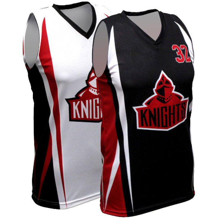 SBK 1105R - Reversible Men's Basketball Jersey