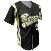 SBL 1019F - Full-Button Baseball Jersey