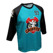 SBL 1030LS - 3/4 Sleeve Softball Jersey