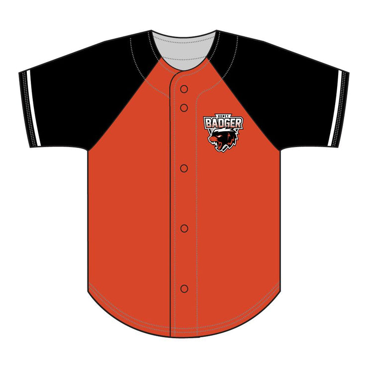 SBL 1031F - Full-Button Baseball Jersey